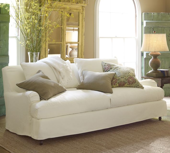Slipcover Furniture Living Room: 8 Pro Tips For Decorating On The Cheap