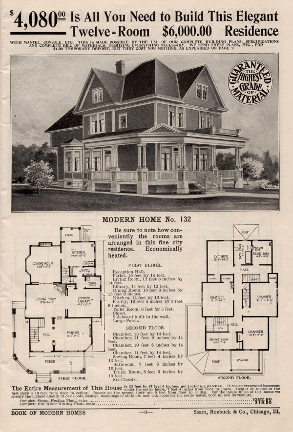 Sears Roebuck Kit House