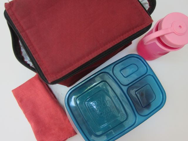 How to Simplify Packing Healthy School Lunches