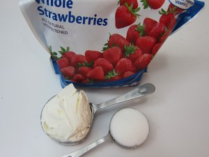 EasyIceCreamSorbetRecipeFrozenFruitYogurtSugar