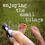 EnjoyingTheSmallThings