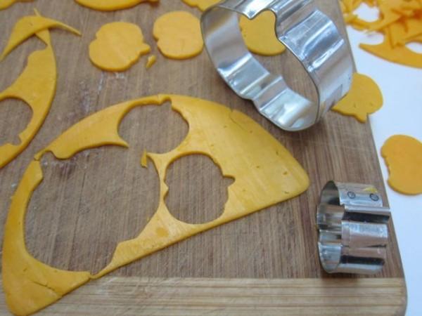 Cheddar Cheese Pumpkins
