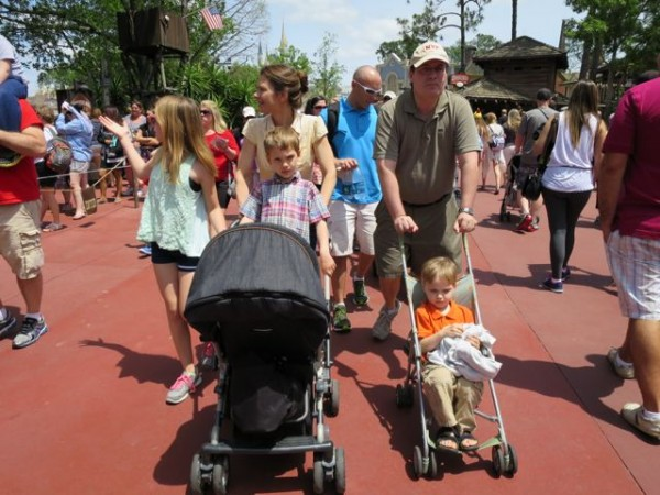 11 Tips for DisneyWorld with Kids of All Ages