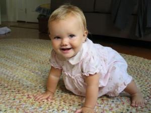 Diana at 1 year