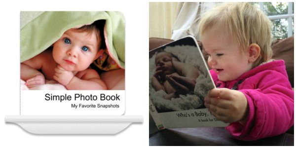 Custom Baby Board Book, from Lasting, Low-Tech Gift Ideas for Kids of All Ages