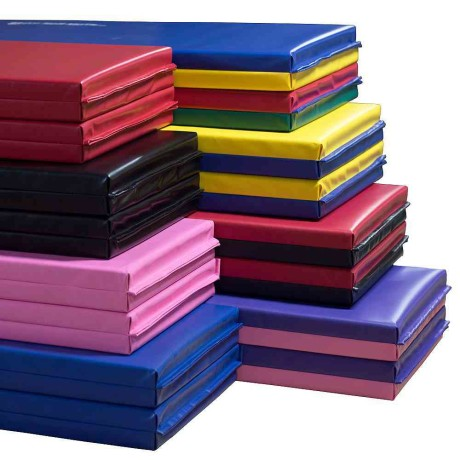 Gymnastics Mats, from Lasting, Low-Tech Gift Ideas for Kids of All Ages