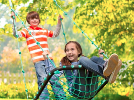 Outdoor Tree Swing for Teens, from Lasting, Low-Tech Gift Ideas for Kids of All Ages