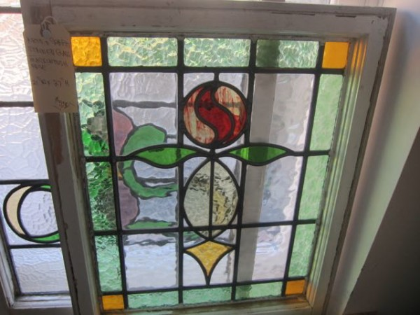 Stained Glass Window Vintage Stained Glass Windows For