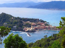 Traveling with Kids (Sestri Levante, Italy)