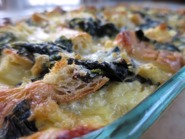 Make-ahead breakfast casseroles