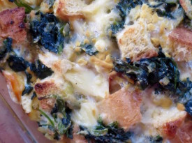 Make-Ahead Brunch Strata Casseroles